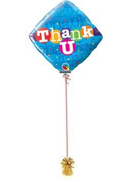 thank you balloons