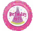 Pink Birthday Girl