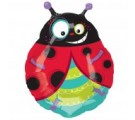 Crazy Ladybird Balloons. Balloons Delivered.