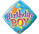 Boy Stars Birthday