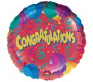 Party Balloon. Congratulations Balloons.