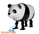 Panda Walking Pet Balloon. Airwalker Balloon.
