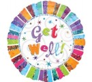 Radiant Get Well Balloon. Get Well Balloon Bouquets Delivered.