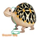 Tortoise Walking Pet Balloon. Balloon Delivery.
